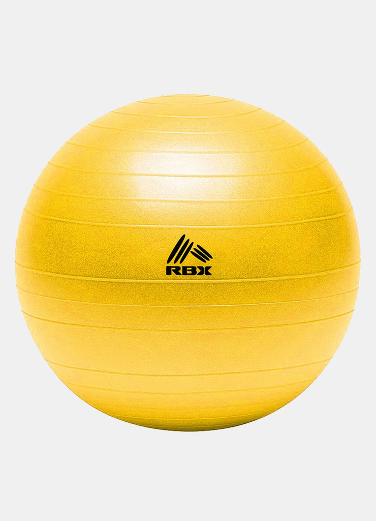 Fitness Ball and Hand