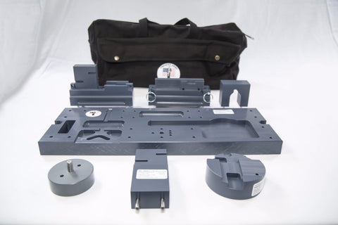 Our Gunner's Mount Kit includes AR15 Trigger Puck