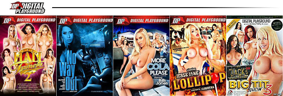 Digital Playground $2.45ea