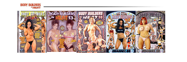 BodyBuilders (Channel 69) $5.95ea