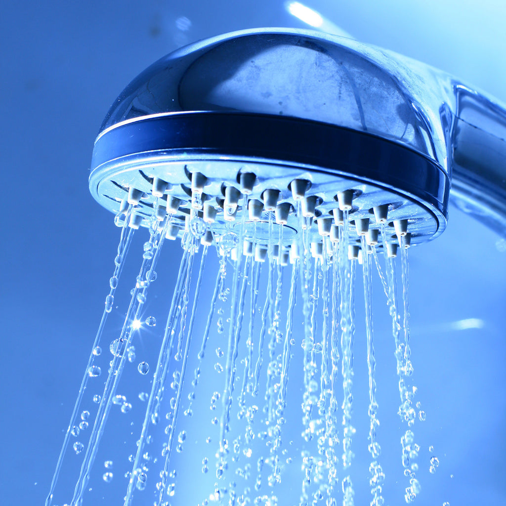 Are You Showering Correctly?