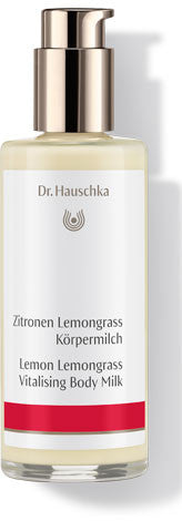 Dr.Hauschka Lemon Lemongrass Vitalising Body Milk