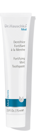 Fortifying Mint Toothpaste