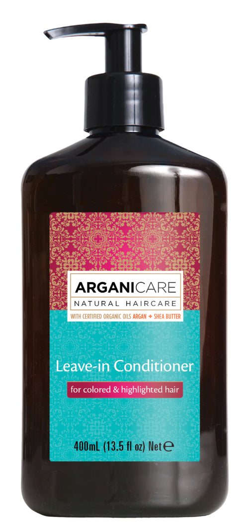 Arganicare Leave-in Argan and Shea Butter Conditioner 400ml