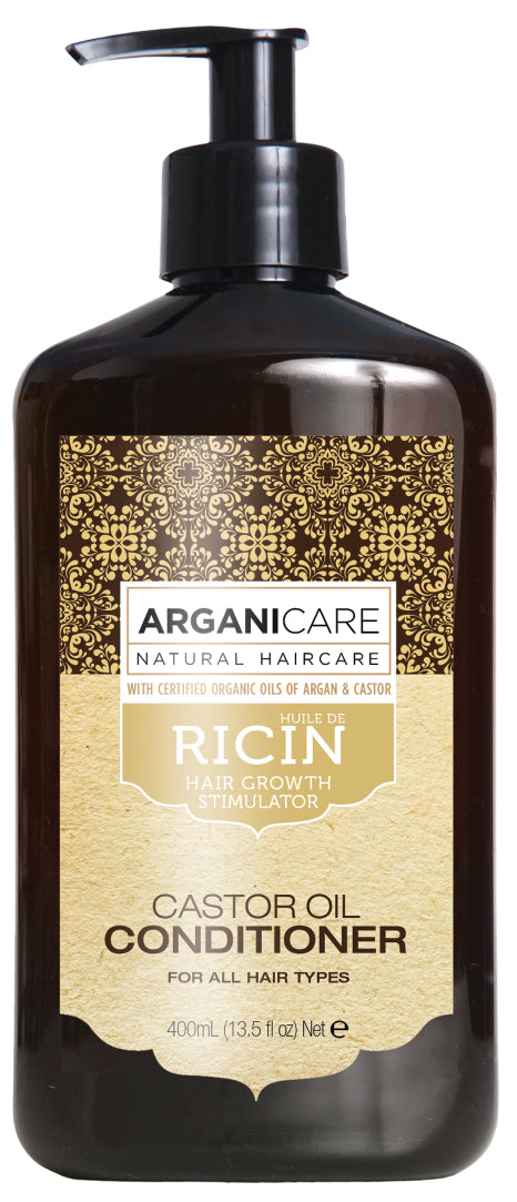 Arganicare Castor Oil Conditioner 400ml