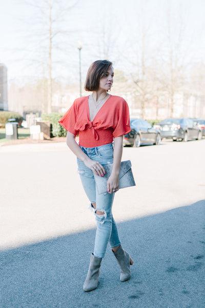 The Tobi High Waisted Boyfriend Jeans