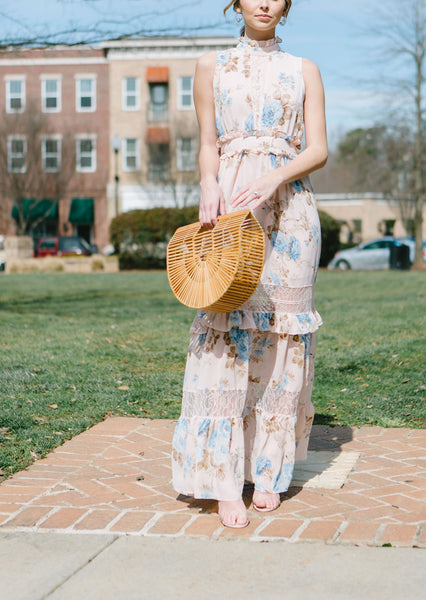 The Margot Floral Maxi Dress
