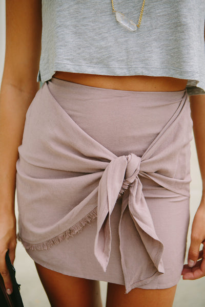 Brunch Date Skirt - Swoon Boutique