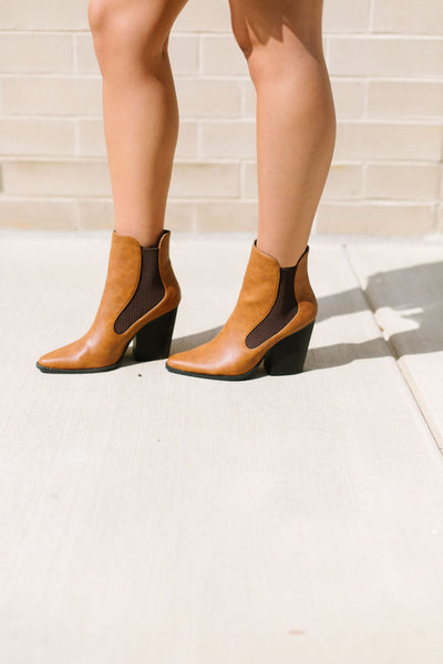 Small Talk Booties