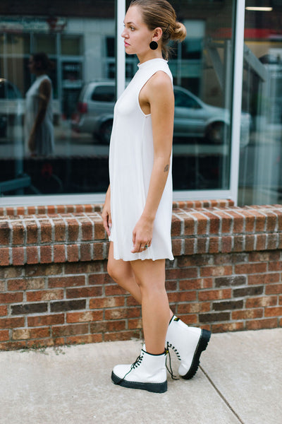 The Mockster T Shirt Dress