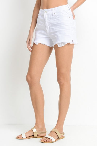 Clean Slate Denim Shorts - Swoon Boutique