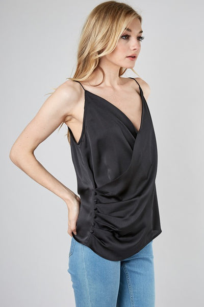 Chic Chick Silk Tank