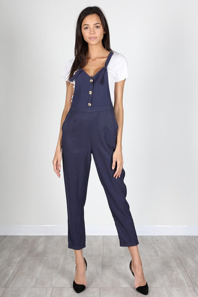 Now or Never Overalls