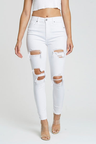 The Bella Distressed Jeans