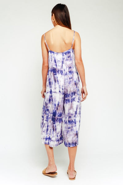 Forever Tie Dye Jumpsuit