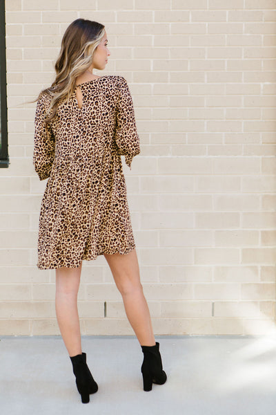 Animal House Babydoll Dress