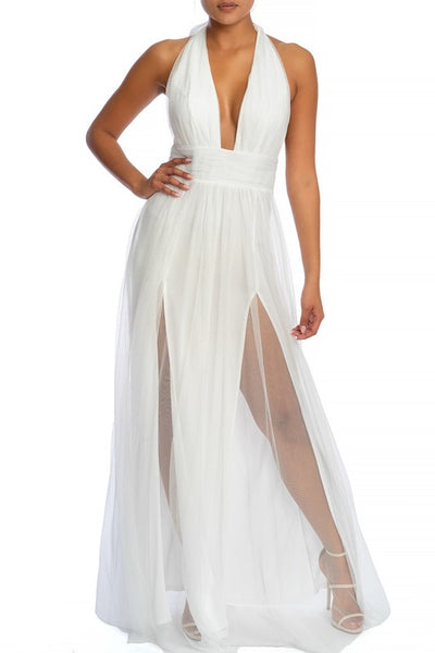 The Dreamer Tulle Maxi Dress
