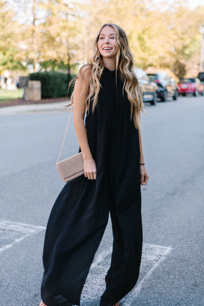 The Brynn Boho Jumpsuit