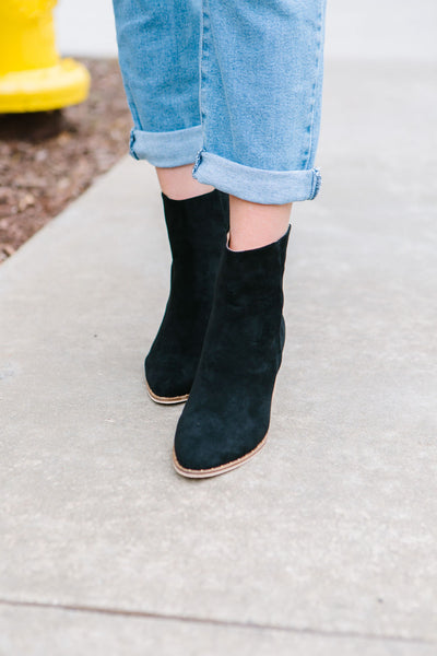 The Nailhead Booties