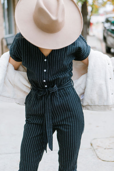 Thrifty Threads Jumpsuit