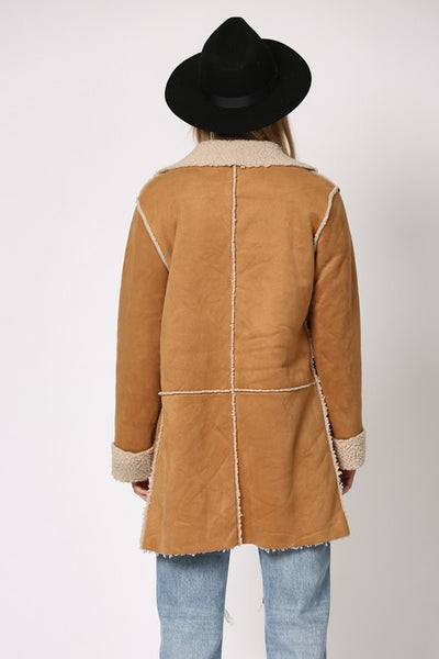 The Shenandoah Shearling Coat