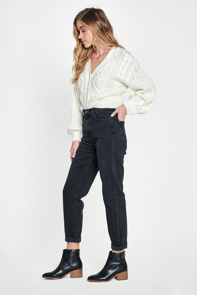 The Perfect Pair Mom Jeans