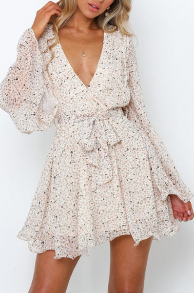 Yummy Chiffon Dress