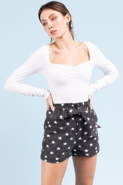Fireworks Star Shorts