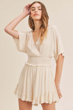 By Your Side Romper