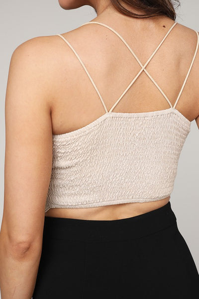 Coveted Scalloped Bralette