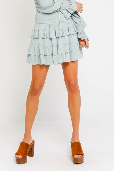 One Day At A Time Skirt