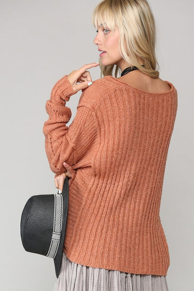 The Other Side Sweater