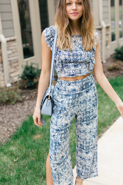 Cabo Midi Pants - Swoon Boutique