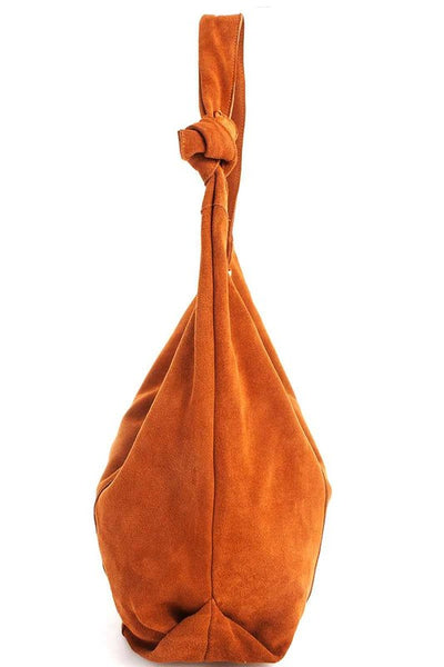 Lexi Leather Hobo Bag
