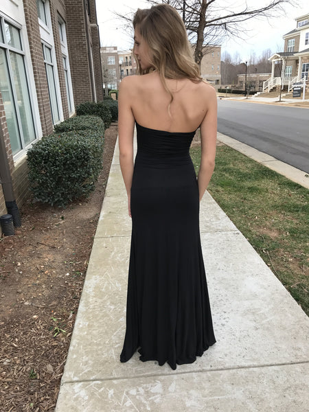 Mermaid Night Maxi Dress