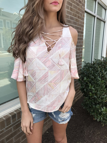 Peaches n Cream Top