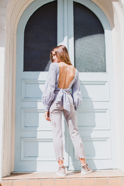 The Influencer Top - Swoon Boutique