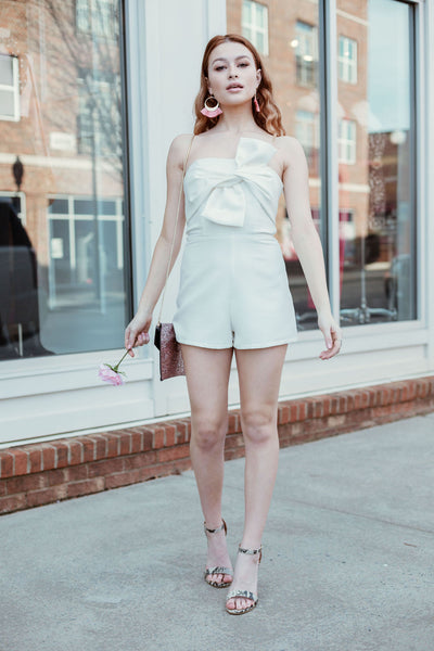 Gift Wrapped Romper