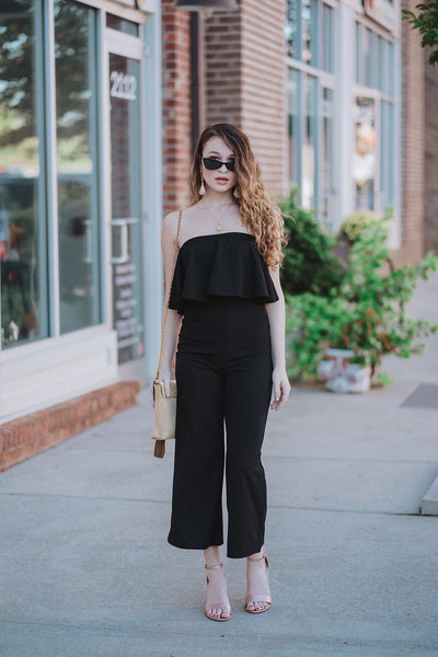 Wrecking Ball Midi Jumpsuit