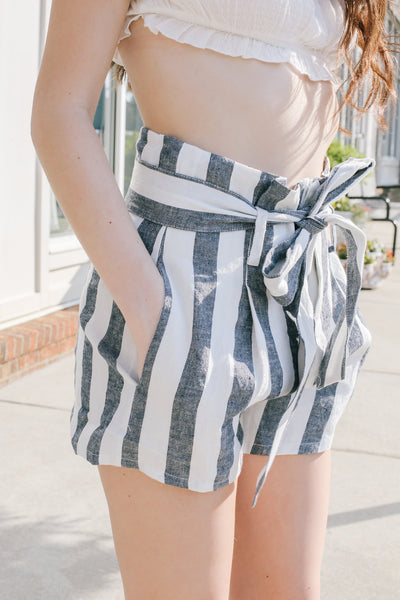 Sailing Day Shorts - Swoon Boutique
