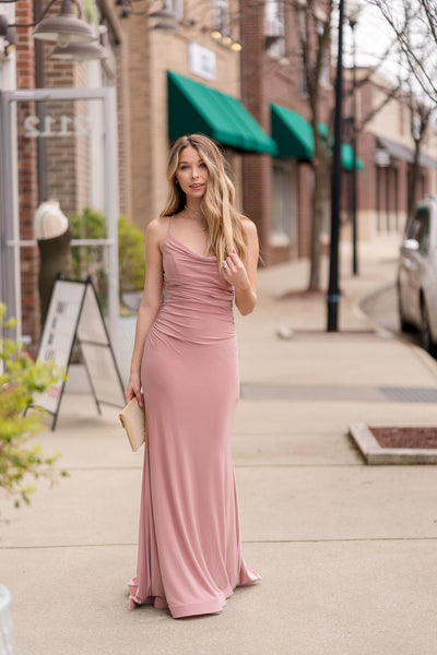 Stand Out Mermaid Gown