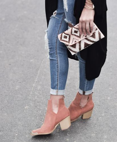 The Jeffs Booties - Swoon Boutique