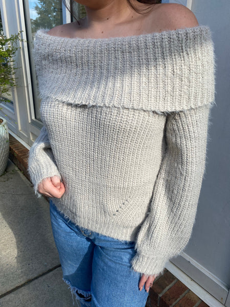 Adore You Chunky Knit Sweater