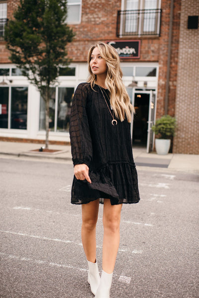 The Britt Babydoll Dress