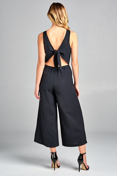 Let's Get Brunch Midi Jumpsuit