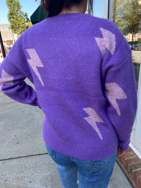 Electric Love Sweater