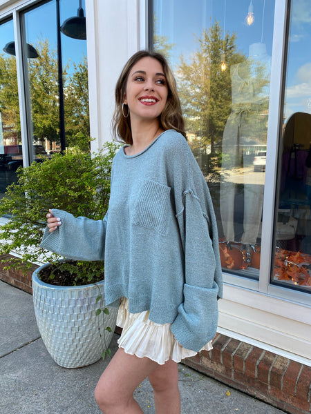 Girl Almighty Oversized Sweater
