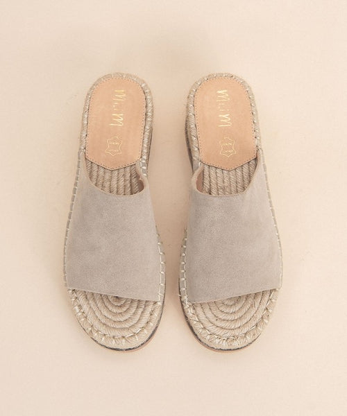 You Tubed Espadrille Platforms