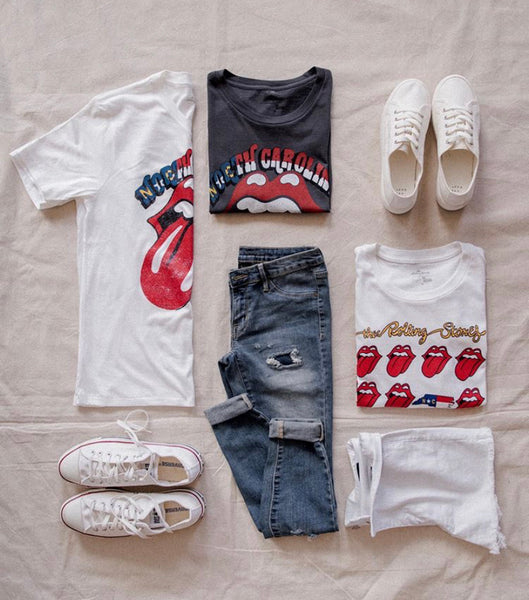 Rolling Stones Multi Lick NC T