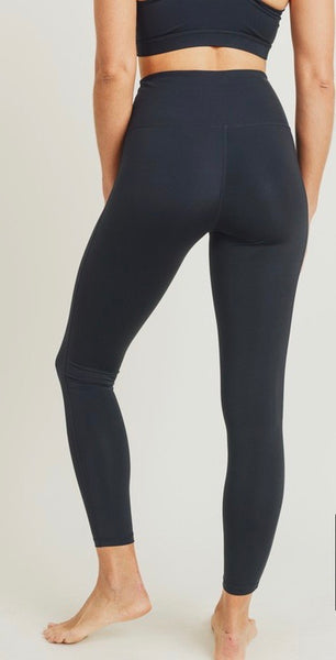 Twist Of Fate High Waisted Leggings